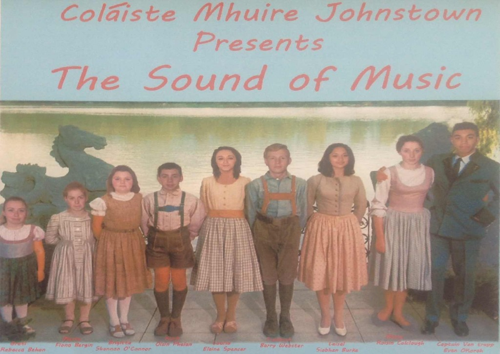 Coláiste Mhuire Johnstown Musical 2015 _The Sound of Music_-page-1