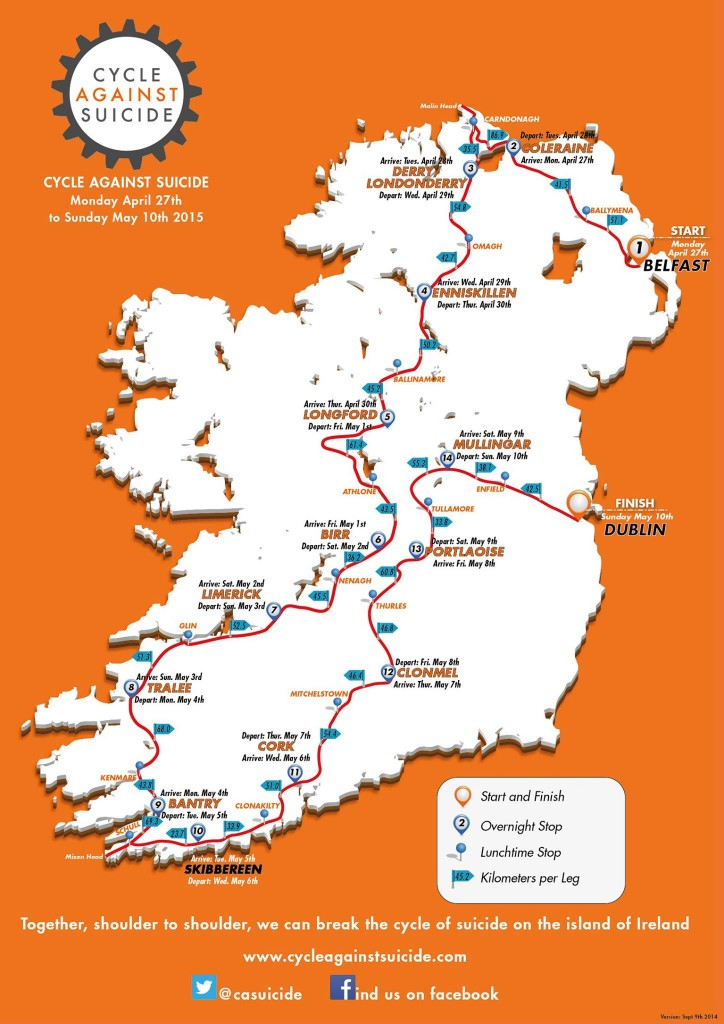 Cycle Route 2015