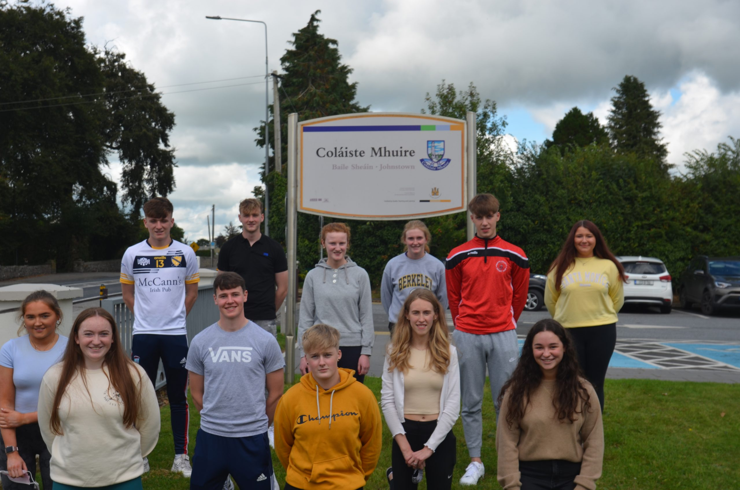 Excellent Results, CAO Offers & Opportunities for the Class of 2021