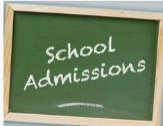 Admissions Info